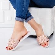 papuci dama cu pietre