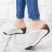 papuci dama cu platforma ieftini