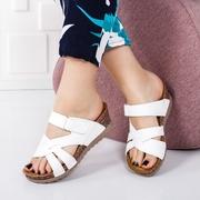 papuci dama cu talpa de pluta
