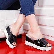 papuci dama platforma