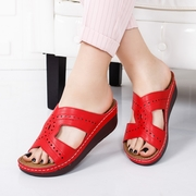 papuci rosii dama
