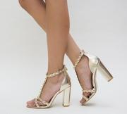 sandale elegante de lac ieftine